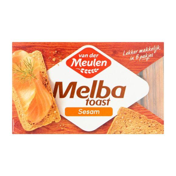 Van der Meulen Melbatoast sesam product photo