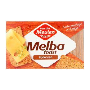 Van der Meulen Melbatoast volkoren product photo