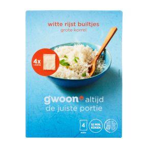 g'woon Witte rijst builtjes product photo