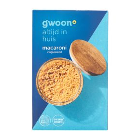 g'woon Macaroni vlugkokend product photo
