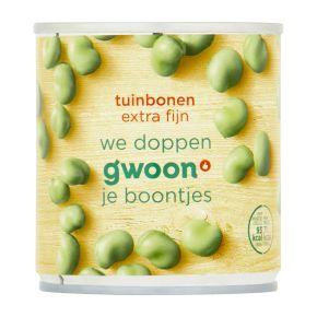 g'woon Tuinbonen extra fijn product photo