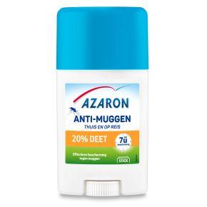 Azaron Anti muggen 20% DEET stick product photo