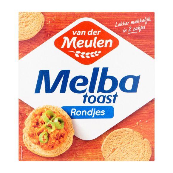 Van der Meulen Melbatoast rond product photo