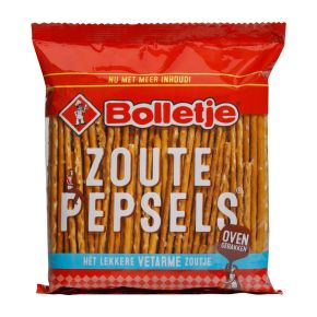 Bolletje Zoute pepsels product photo