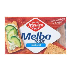 Van der Meulen Melba toast naturel product photo