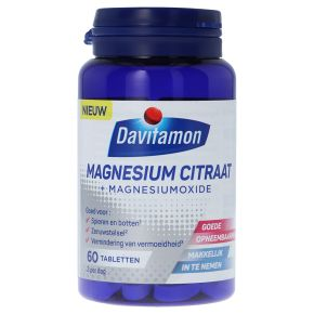 Davitamon Magnesium citraat product photo