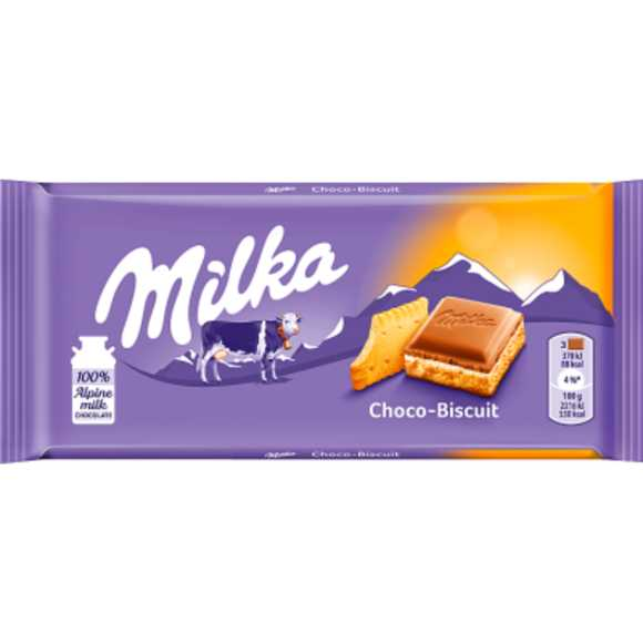 Milka Chocoswing Biscuit product photo