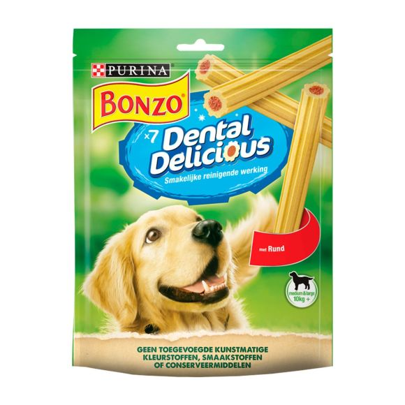 Bonzo Dental delicious product photo