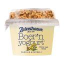 Boer'n yoghurt® vanille & muesli product photo