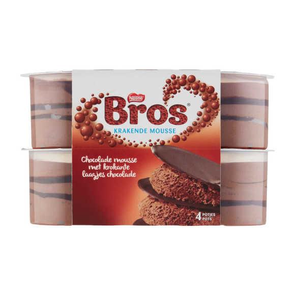 Bros Krakende Mousse 4 x 57 g product photo