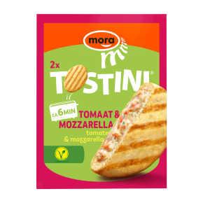 Mora Tostinii tomaat mozzarella product photo