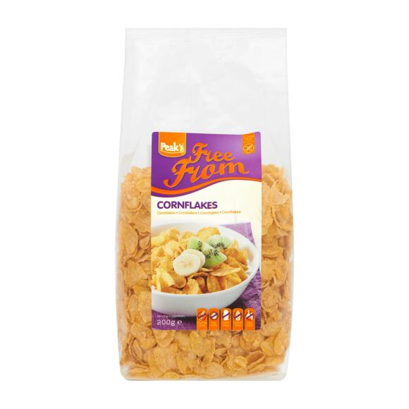 Peak's Free From Cornflakes 200 g product photo