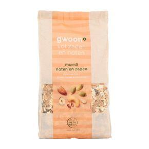g'woon Muesli noten & zaden product photo