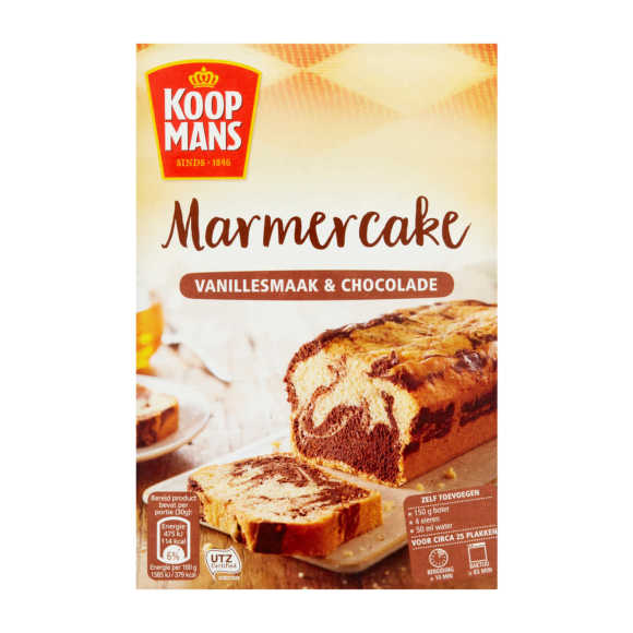Koopmans Marmercake product photo
