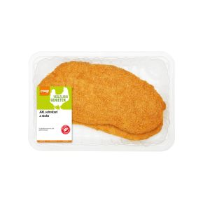 Schnitzel kip XXL 2 stuks product photo
