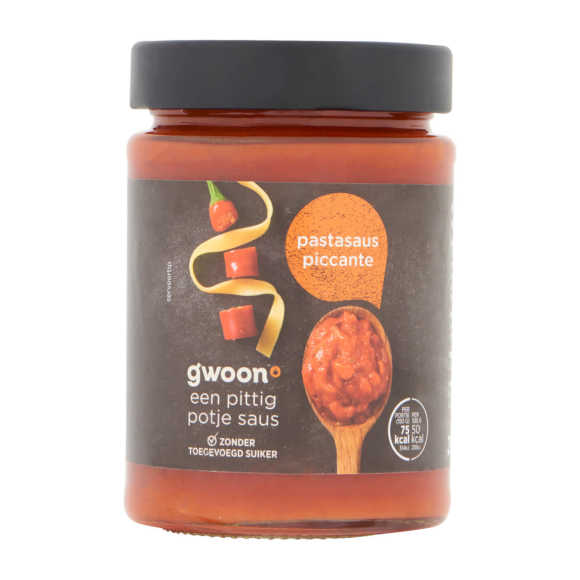 g'woon Pastasaus picante product photo