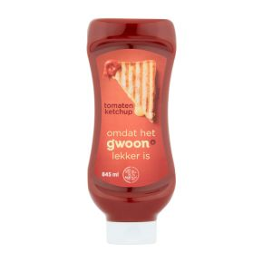 g'woon Tomatenketchup product photo