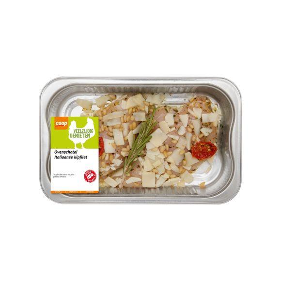 Ovenschotel Italiaanse kipfilet product photo