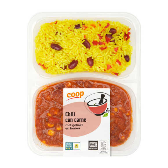 Top! van Coop Mexicaanse chili con carne product photo