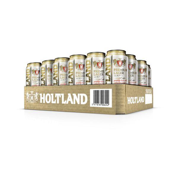 Holtland Bier blik 24 x 50 cl product photo