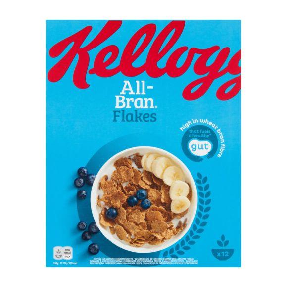 Kellogg's All-bran flakes product photo