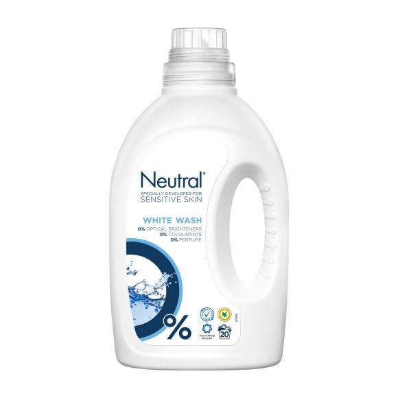 Neutral Wit Parfumvrij Wasmiddel product photo