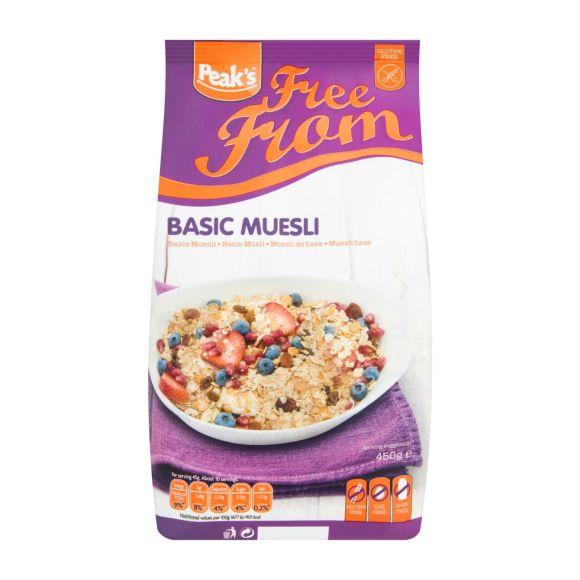 Peak's Basic Muesli product photo