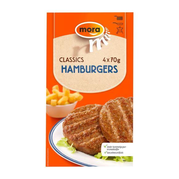 Mora Classics Hamburgers product photo