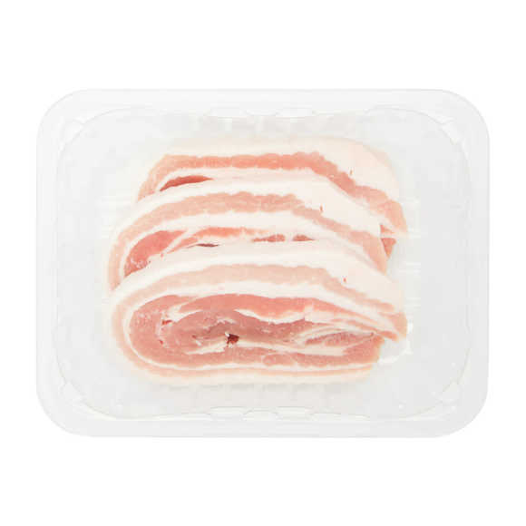 Varkensspeklap zonder zwoerd product photo