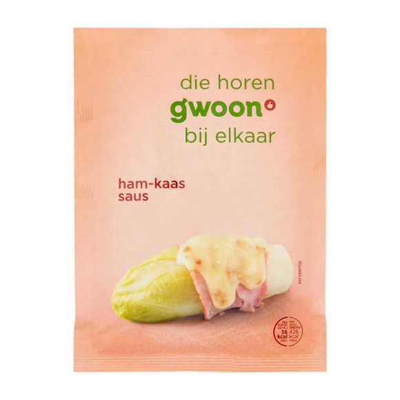g'woon Mix voor hamkaassaus product photo