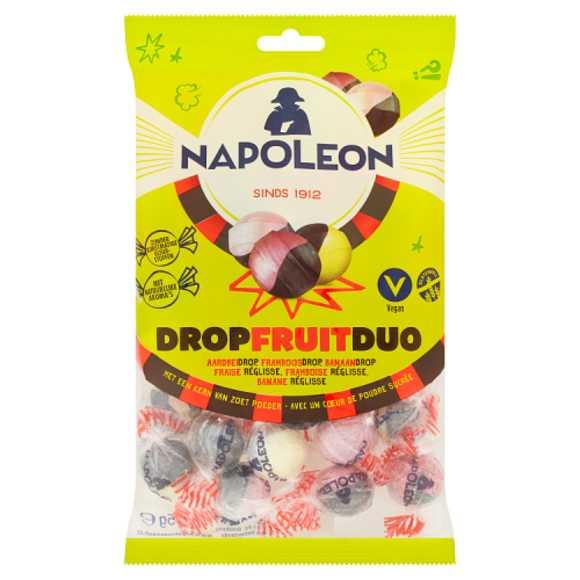 Napoleon duo drop fruit kogels zoet product photo