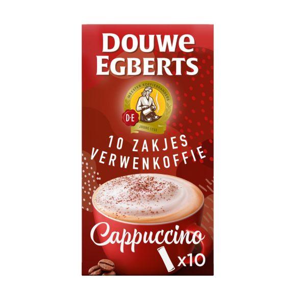 Douwe Egberts Cappuccino oploskoffie product photo