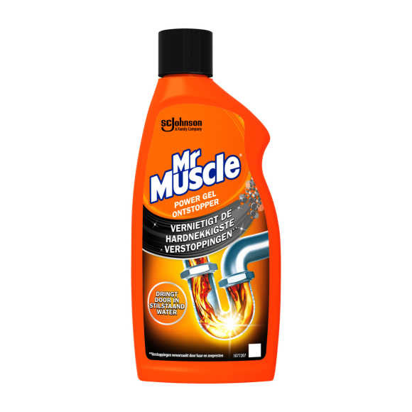 Mr Muscle Ontstopper product photo