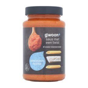 g'woon Pastasaus ricotta product photo