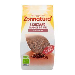 Zonnatura Lijnzaad heel product photo