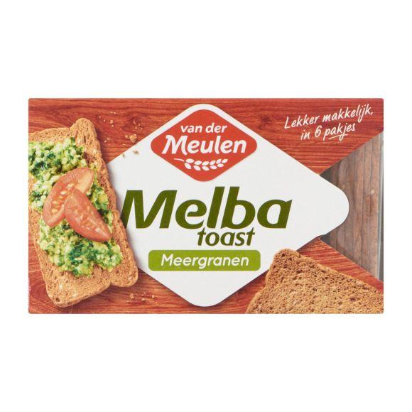 Van der Meulen Melbatoast meergranen product photo