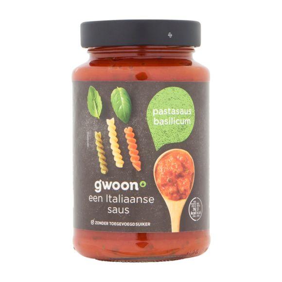 g'woon Pastasaus  basilicum product photo