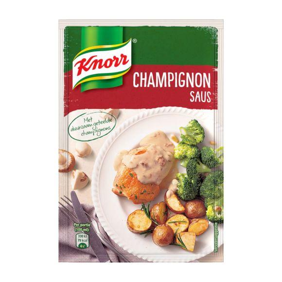 Knorr Saus champignon product photo
