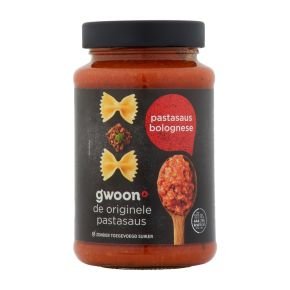 g'woon Pastasaus bolognese product photo