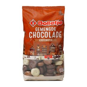 Bolletje Chocolade kruidnoten gemengd product photo