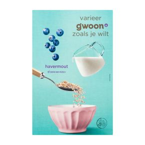 g'woon Havermoutvlokken product photo