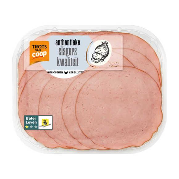 Trots van Coop Authentieke Ardenner boterhamworst product photo
