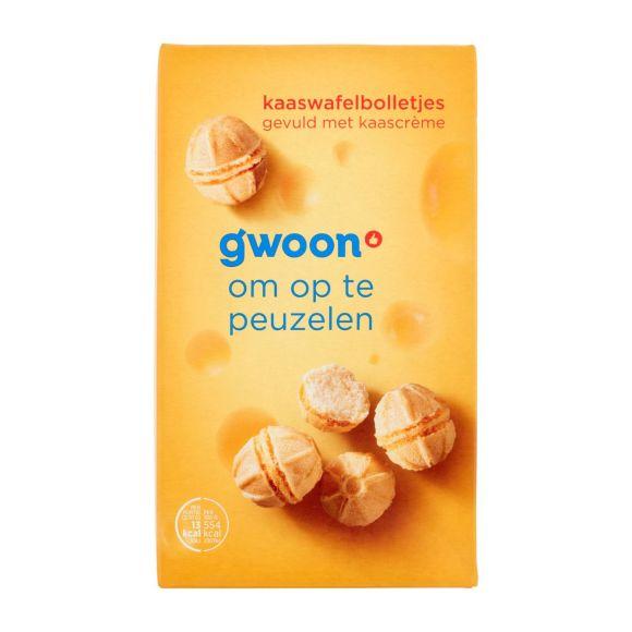 g'woon Kaaswafelbolletjes product photo
