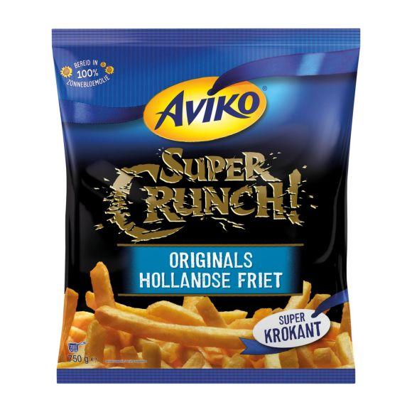Aviko Supercrunch originals hollandse friet product photo