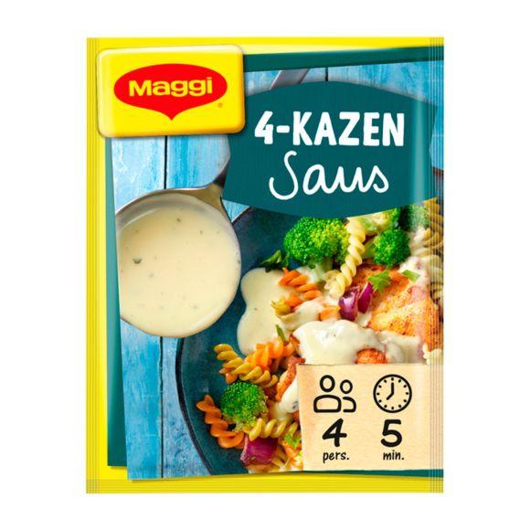Maggi 4-kazen saus product photo