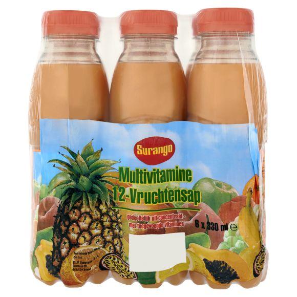 Surango Multivitamine flesje 300 ml product photo