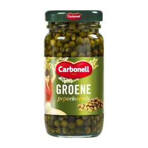 Carbonell Groene pepers product photo