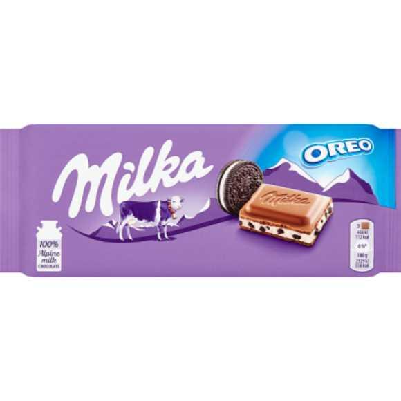 Milka Chocolade oreo cookies product photo