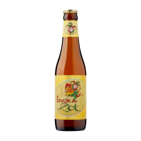 Brugse Zot Blond bier product photo