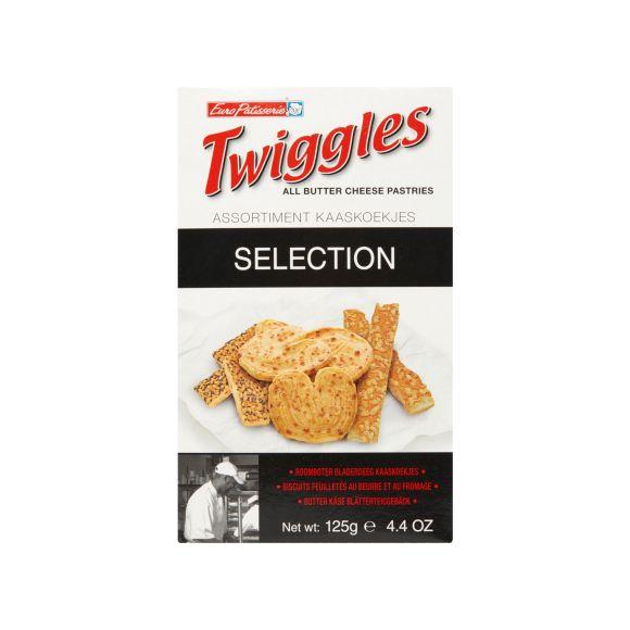Twiggle Kaaskoekjes assortiment product photo